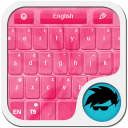 GO Keyboard Pink Language 1.1 for Android