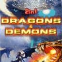 2 in 1 Dragons & Demons 1.0 for Android