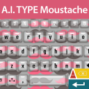 A.I. Type Keyboard Moustache 1.1 for Android