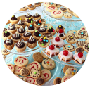 Delicious Cookie Recipes 1.0 for BlackBerry
