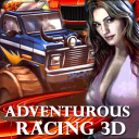 Adventurous Racing 3D 1.0.0 per Java phone