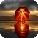 Rain Sea Live Wallpaper 1.0.1 for Android
