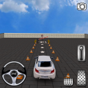 3D Car Parking 1.0 untuk Java phone