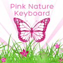 Pink Nature Keyboard Free 1.5 per Android
