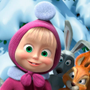 Talking Masha 3D - Winter 1.0.1 for Android