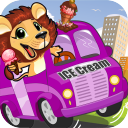 Animal Ice cream Truck Racing 1.0 for Android