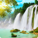 Waterfalls live wallpaper 1.1 for Android