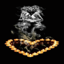 Heart Smoke Live Wallpaper 2 for Android