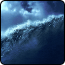 Blue Wave Live Wallpaper 1.0 for Android