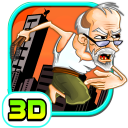 Grandpa Run 3D 1.0 for Android