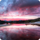 Beautiful Mirror Lake Live Wallpaper 1.00 for Android