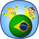 Brazil Football Androids Wallpaper v1.5 for Android