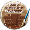 Liquid Chocolate Keyboard 1.5 for Android