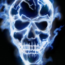 Smoking Skull Live Wallpaper 26 for Android