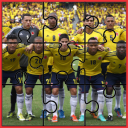 Colombia Worldcup Picture Puzzle 1.0 for Android