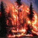 # # Wild Fire Live Wallpaper 26 for Android