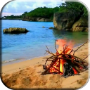 Bonfire Video Live Wallpaper 1.0 for Android