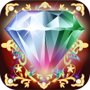 Jewels Blitz Gold Hexagon 1.4 for Android