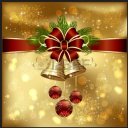 Merry Christmas ADW Launcher 1.0 for Android