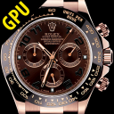 Rolex Daytona Chocolate Live Wallpaper 1.0 for Android