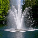 # # Pond Fountain Live Wallpaper 26 for Android