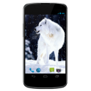 # # # Snowy White Wolf Live Wallpaper 1.00 for Android