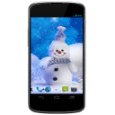 # # # Winter Snow Man Live Wallpaper 1.00 for Android