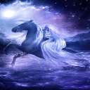 # # # Girl on Horse Live Wallpaper 1 for Android