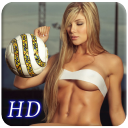 Sport Girls LWP 1.0 for Android