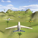 Plane Traffic Race 3D - Flight Racing Simulator 1.01 for Android