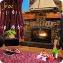 Romantic Fireplace Live Wallpaper 1.30 for Android