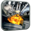 Diesel Engine Live Wallpaper 1 for Android