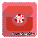 Love Stickers for Pictures 1.0