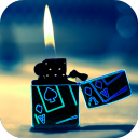 Cigarette Lighter Live Wallpaper 1 for Android