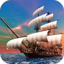 Pirate Ship Live Wallpaper 1 for Android