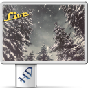Snow Fall Live Wallpaper HD 1.0 for Android