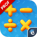 Arithmetic For Kids Prof 2 for Android