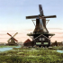 Old Windmill Live Wallpaper 1.1 for Android