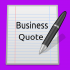 Business Quote 4.0 for Android