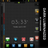 Dark Luminaized Go Launcher EX & Go Locker Theme 1.0 for Android