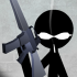 Stickman Sniper 1.0.1 for Android