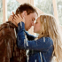 Kissing Couple Under Rain Live Wallpapers 1.0 for Android