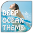 Pure, Deep Ocean Go Launcher Ex theme 1.0 for Android