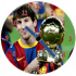 Messi Clock Widget 1.0 for Android