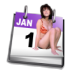 Babes Calendar 1.0 for Android